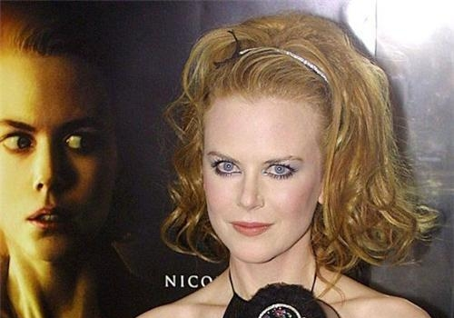 Photobomb com Nicole Kidman